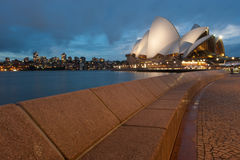 Port de Sydney, Australie Photographie stock