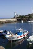 Port de Ventotene Image stock