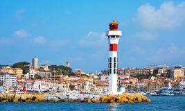 Port de Vieux à Cannes, France photos libres de droits