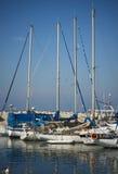 Port de vieux Jaffo Photos stock