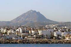 Port de ville de Héraklion Photos libres de droits