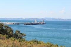 port de Volume-pétrole Photo stock
