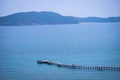 Port de voyage Image libre de droits