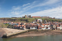 Port de Whitby Photographie stock