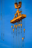 Port derrick Royalty Free Stock Photos