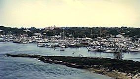 Port des Bahamas Nassau clips vidéos