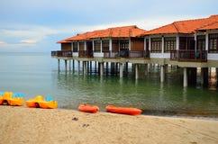 Port Dickson, Malaysia royaltyfri bild