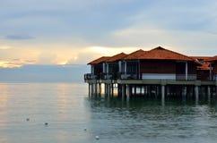 Port Dickson, Malaysia Stock Photo