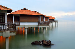 Port Dickson, Malaysia Royalty Free Stock Photography