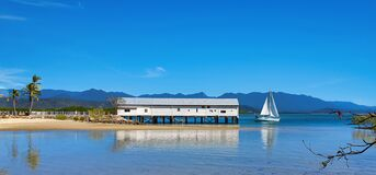 Free Port Douglas A Tropical Town On The Coast Of Queensland Royalty Free Stock Photos - 196462828