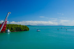 Port Douglas, Australie Photographie stock