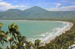 Port Douglas Beach Royalty Free Stock Photos