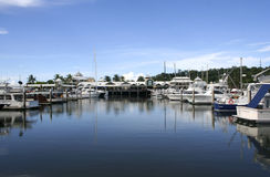 Port Douglas Marina, Queensland, Australia Stock Photos