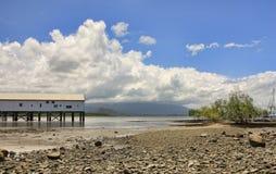 Port Douglas waterfront 8523 Stock Photography