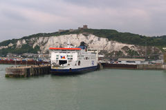 Port of Dover, England Royalty Free Stock Photo