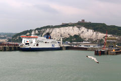 Port of Dover, England Royalty Free Stock Photography