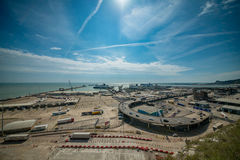 Port of Dover Stock Image