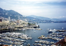 Port du Monaco Photo stock