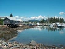 Port du nord-ouest Maine Photographie stock libre de droits
