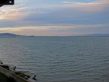 Port du sud de baie de San Francisco Photographie stock libre de droits