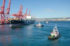 Port Durban Obrazy Stock