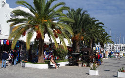 Port El Kantaoui Royalty Free Stock Images