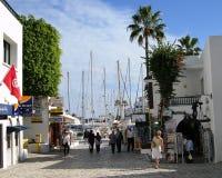 Port El Kantaoui Royalty Free Stock Image