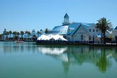 port Elizabeth promenady Obrazy Royalty Free