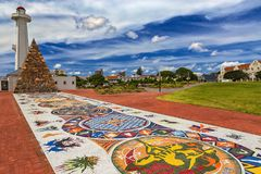 Port Elizabeth Sydafrika royaltyfri foto
