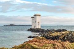 Port Ellen, l'isola di islay, Scozia fotografia stock