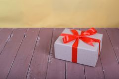 Port en verpakkings de leveringsdienst - klein langs verbonden Pakket stock foto's