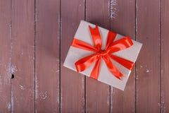 Port en verpakkings de leveringsdienst - klein langs verbonden Pakket royalty-vrije stock afbeelding