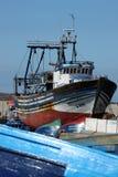 Port of Essaouira Stock Images