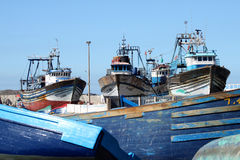 Port of Essaouira Stock Photos