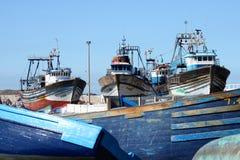 Port of Essaouira Stock Photos