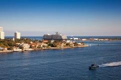 Port Everglades Stock Images