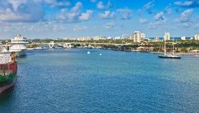 Port Everglades Stock Photos