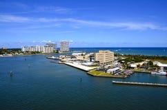 Port Everglades Royalty Free Stock Image