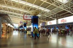 port för korridoren för luftporslindeapturen shenshen inhemsk Royaltyfri Fotografi