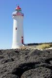 Port Fairy, Australië stock foto's