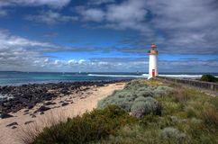 Port fairy lighthouse Stock Photo