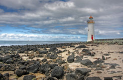 Port fairy lighthouse Royalty Free Stock Photo