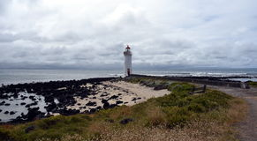 Port Fairy Lighthouse, Griffiths Island Royalty Free Stock Images