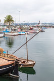Port of Ferrol Stock Image
