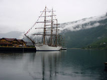 Port Flam Stock Photography