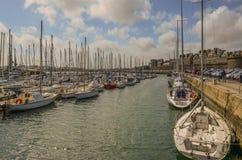 port Francja Zdjęcia Stock