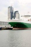 Port Gdynia Obraz Royalty Free