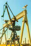 Port of Gdynia on 13 Juny 2015, Poland Royalty Free Stock Photos