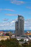 Port in Gdynia, Poland Royalty Free Stock Photo