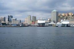 Port of Genoa, Italy Royalty Free Stock Photos